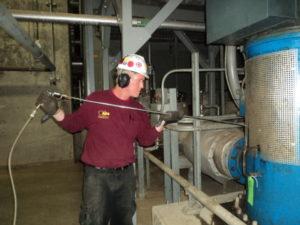 Air Leakage Detector