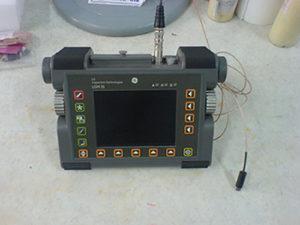 eddy current array testing machine