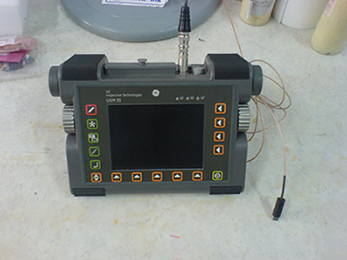 eddy current array testing machine