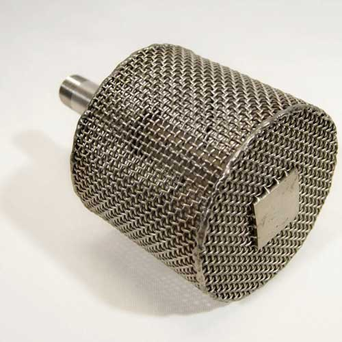 Stainless Steel Basket Tip