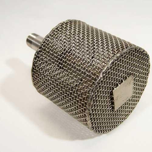 Stainless Steel Basket Tip