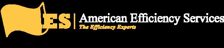 AES Long Logo White